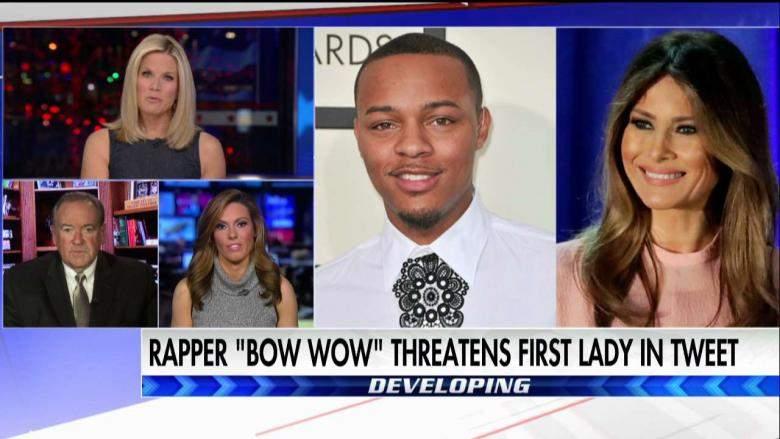 Bad Dog!: Huckabee Slams Rapper Bow Wow for Tweet Targeting Melania Trump
