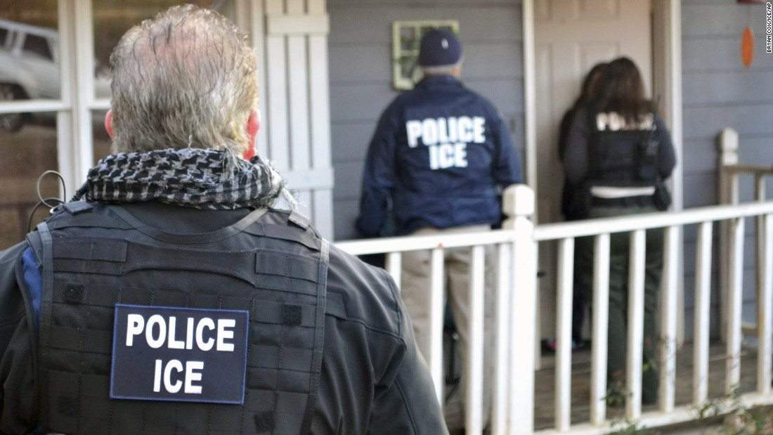 Source: ICE is targeting 'sanctuary cities' with raids