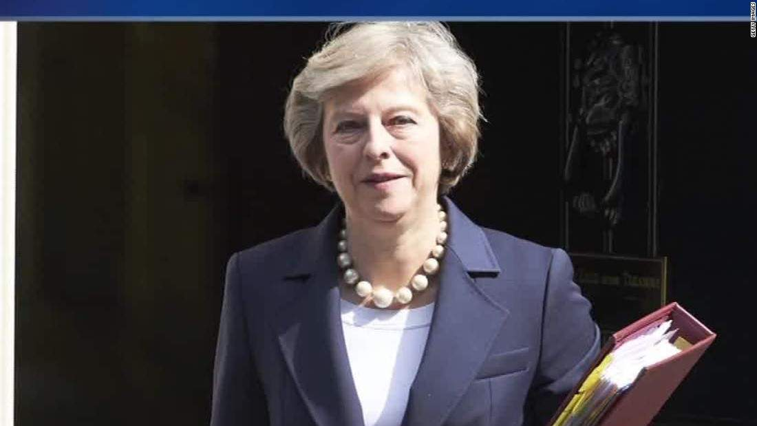 Theresa May Fast Facts – Trending Stuff