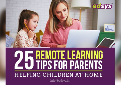 25 Remote Learning Tips For Parents Helping Children At Home
