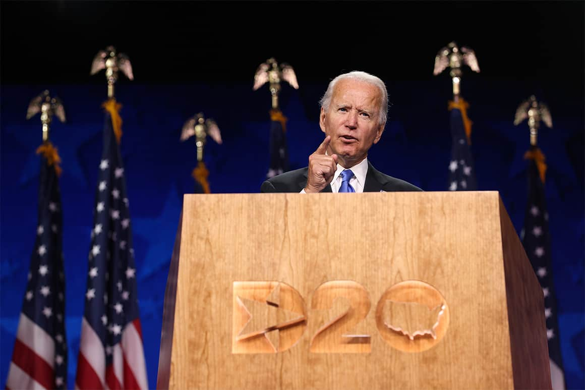 Biden's convention embraced racial justice. BLM leaders saw it as mostly lip service.