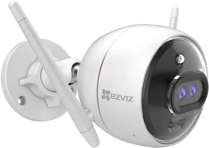 EZVIZ C3X Outdoor Security Camera Review