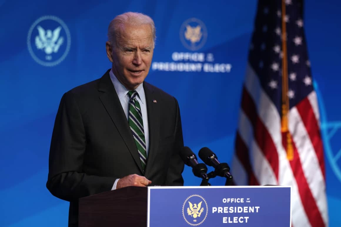 Biden will halt federal executions, other actions on first day in office