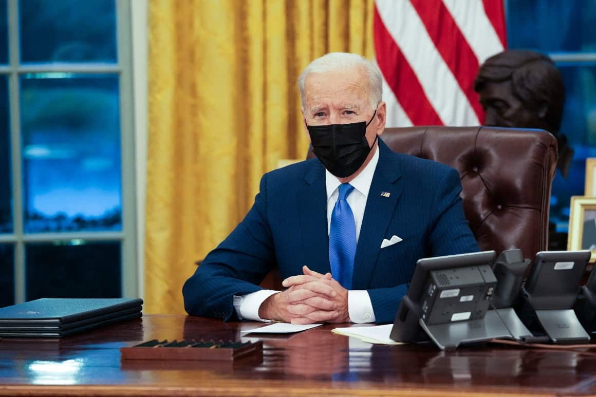 Biden move to replace U.S. attorneys looms