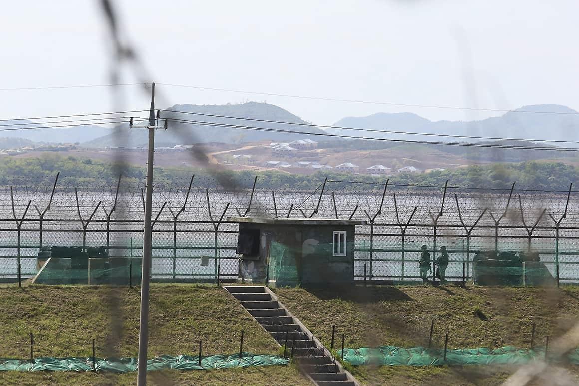 North Korea warns U.S. of 'very grave situation' over Biden speech
