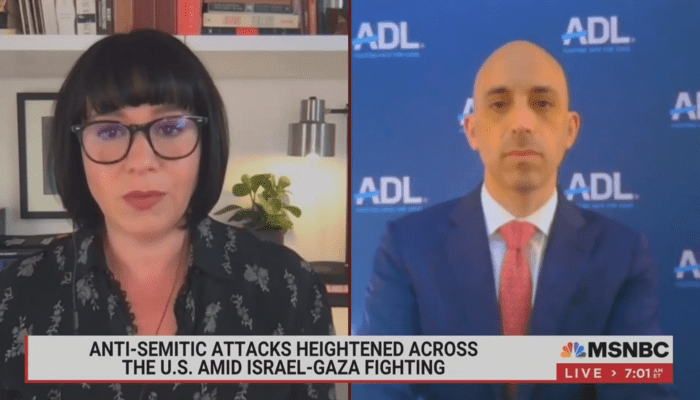 Morning Joe's Theme: Blame Israel, Not Democrats for Anti-Semitic Attacks in the USA