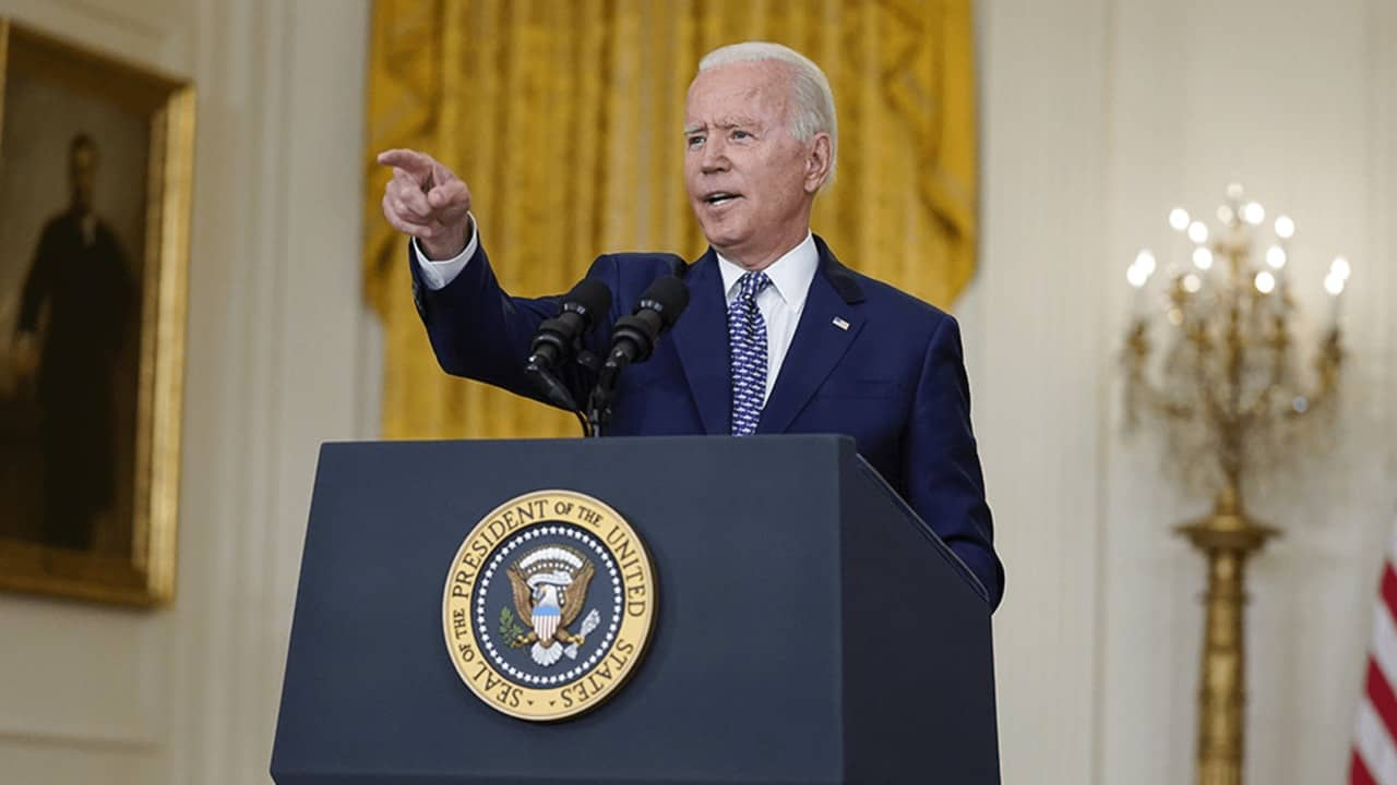 Biden: Cuomo's 'done a hell of a job' — on infrastructure