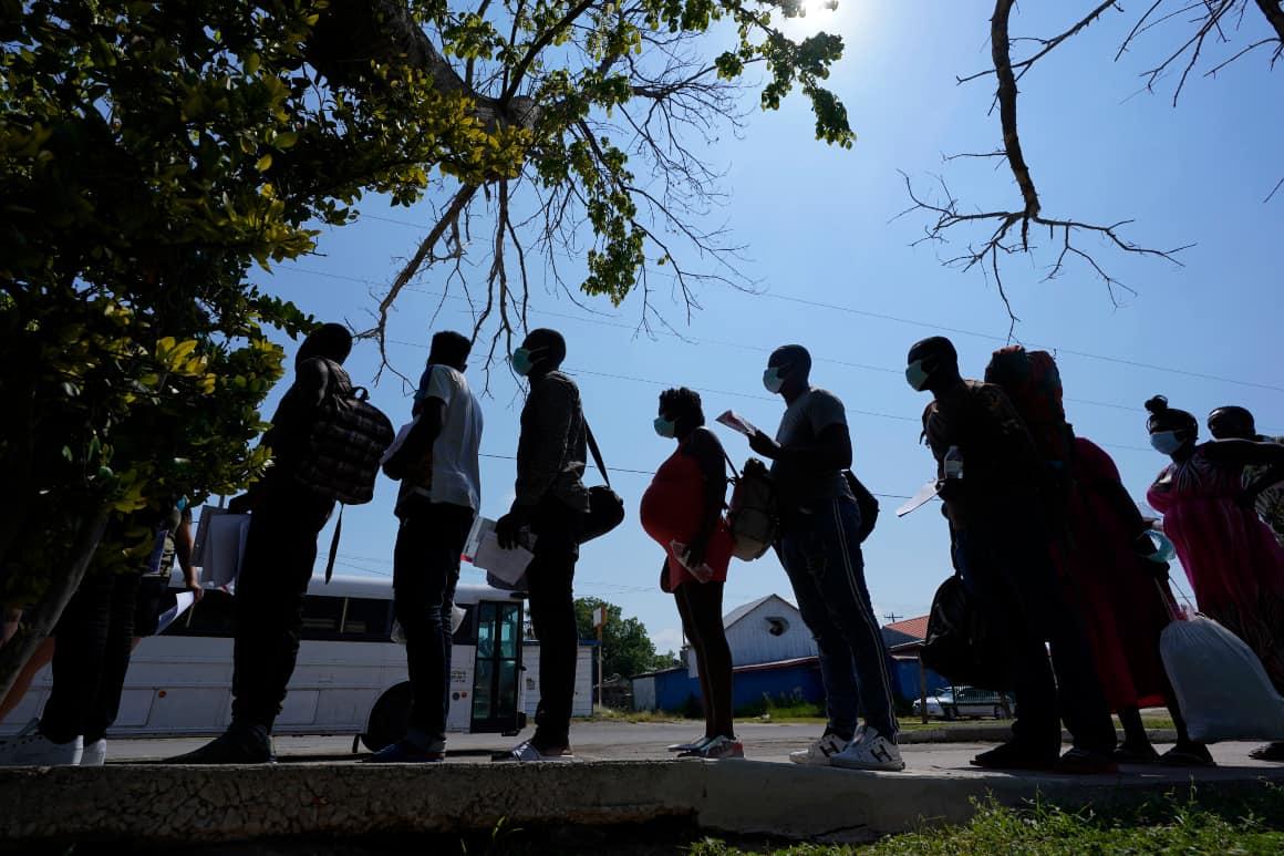 Biden DOJ seeks to preserve border officials' power to turn away asylum seekers