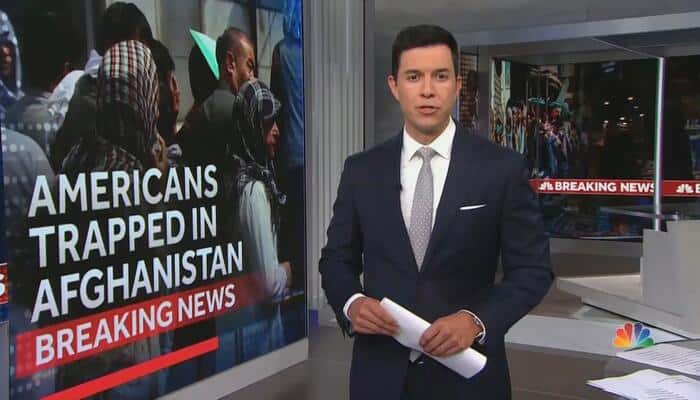 CBS Moves on from Afghanistan Debacle, ABC Forgets Americans Left Behind