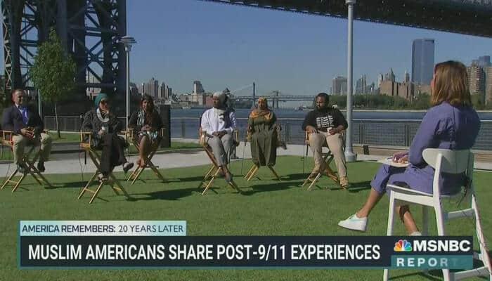 MSNBC Marks 9/11 By Trashing America: 'Intense Islamophobia and Fear'