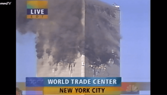 Brent Bozell Flashback to Days After 9/11: Out Of Tragedy, Unity